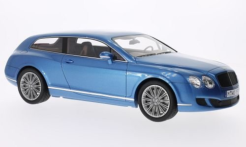 Bentley Continental Flying Star by Touring 1:18, BoS-Models