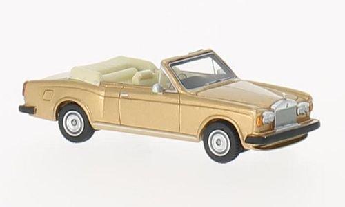 Rolls Royce Corniche Convertible 1:87, BoS-Models