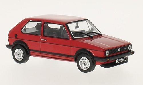 VW Golf 1 GTI 1:43, WhiteBox