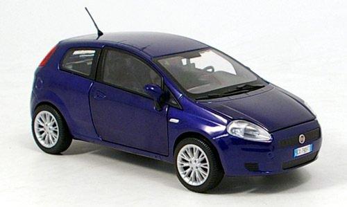 Fiat Grande Punto 1:24, Motormax
