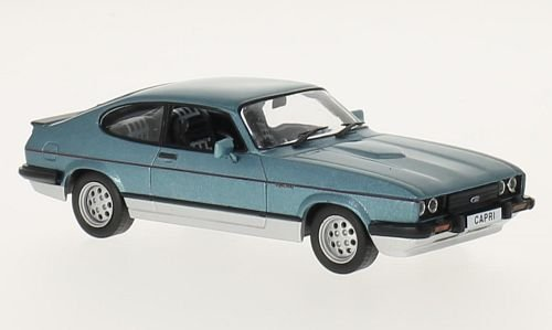 Ford Capri MKIII 2.8 Injection 1:43, WhiteBox