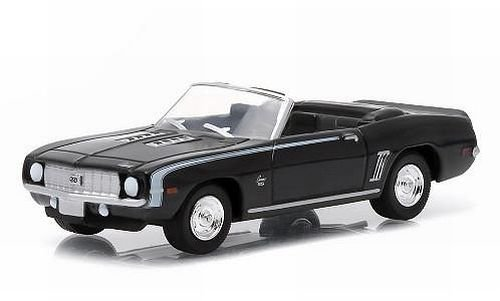Chevrolet Camaro SS Convertible 1:64, Greenlight