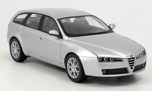 Alfa Romeo 159 Sportwagon 1:24, Welly