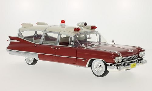 Cadillac Ambulance 1:18, Greenlight