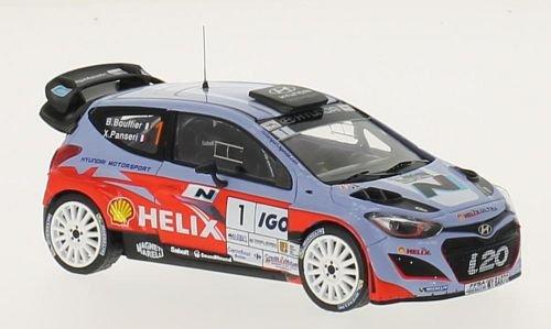 Hyundai i20 WRC 1:43, IXO