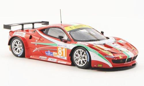 Ferrari 458 Italia GT2 1:43, Fujimi