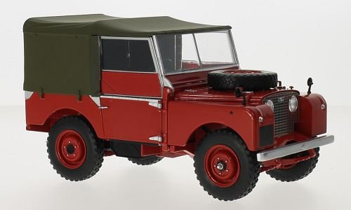 Land Rover Series 1 1:18, Minichamps