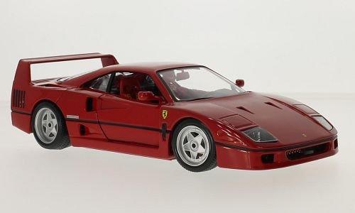 Ferrari F40 1:18, Bburago