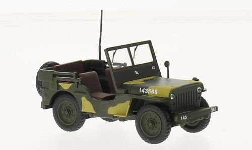 Jeep Willys MB 1:43, SpecialC.-90