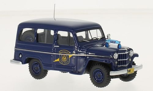 Jeep Willys Station Wagon 1:43, Neo