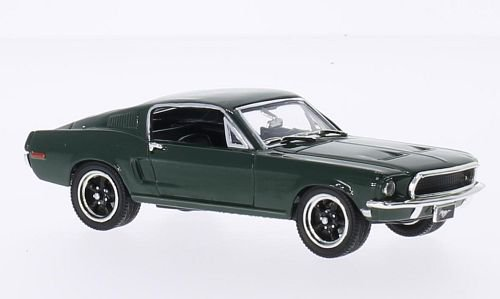 Ford Mustang GT 2+2 Fastback 1:43, Lucky Die Cast