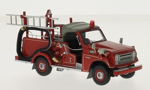 Toyota Land Cruiser FJ56 1:43, AutoCult