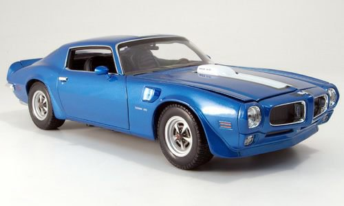 Pontiac Firebird Trans Am 1:18, Welly
