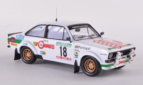 Ford Escort 2 RS1800 1:43, Trofeu