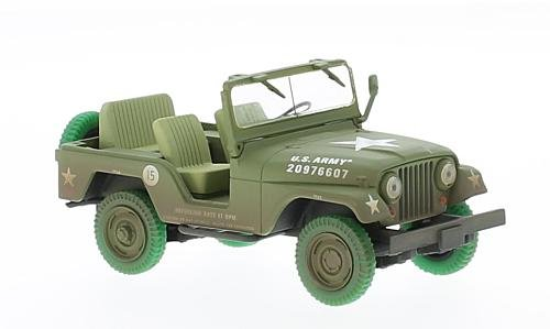 Jeep Willys Armee Jeep M-38A1 1:43, Greenlight
