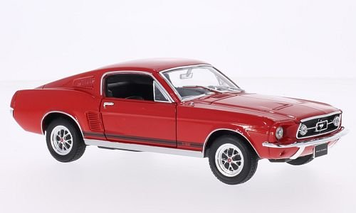 Ford Mustang GT Fastback 1:24, Welly