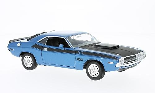 Dodge Challenger T/A 1:24, Welly