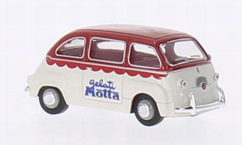 Fiat Multipla 1:87, Brekina