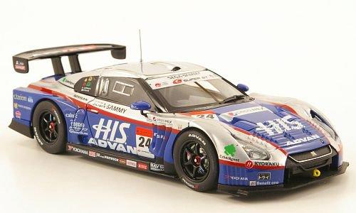 Nissan GT-R (R35) 1:43, Ebbro
