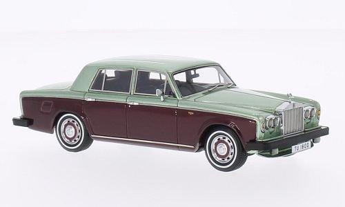 Rolls Royce Silver Shadow II 1:43, Neo