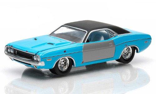 Dodge Challenger 1:64, Greenlight