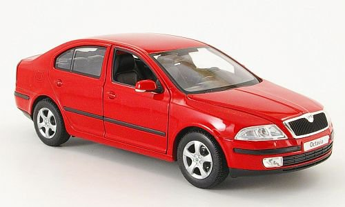 Skoda Octavia 1:24, Welly
