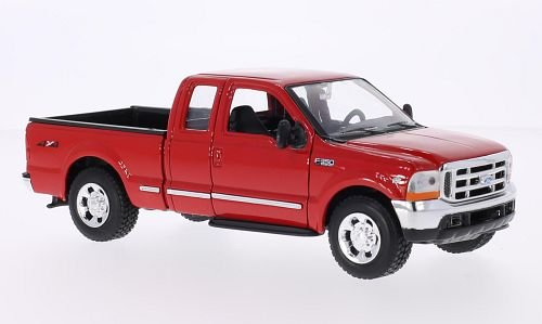 Ford F-350 XLT Super Duty 1:24, Welly