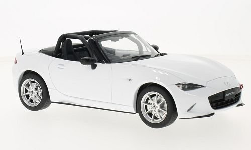 Mazda MX5 NR-A 1:18, Triple 9 Collection