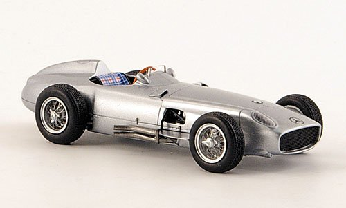 Mercedes W196 Monoposto 1:43, Premium ClassiXXs