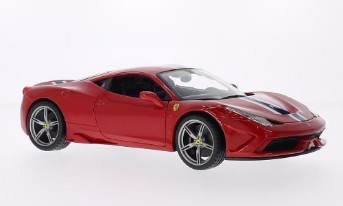 Ferrari 458 Speciale 1:18, Bburago