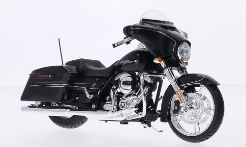 Harley Davidson Street Glide Special 1:12, Maisto