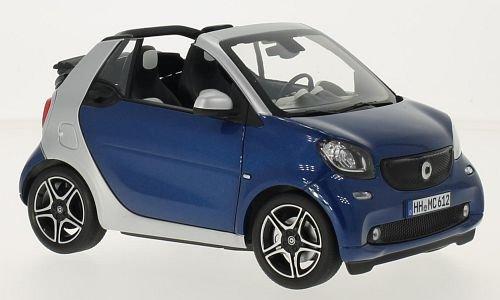 Smart Fortwo Cabrio 1:18, Norev