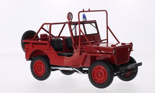 Jeep Willys 1:18, Norev