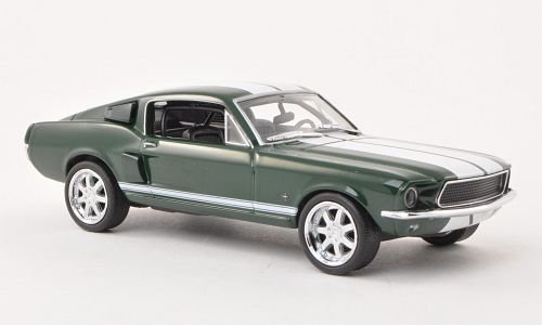 Ford Mustang Fastback 1:43, Greenlight