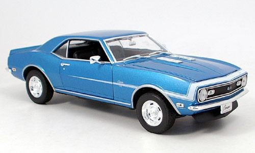 Chevrolet Camaro SS 396 1:18, Welly