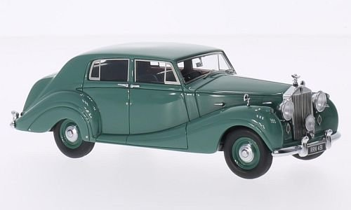 Rolls Royce Silver Wraith James Young 1:43, GLM