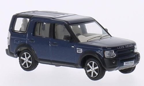 Land Rover Discovery 3 1:76, Oxford