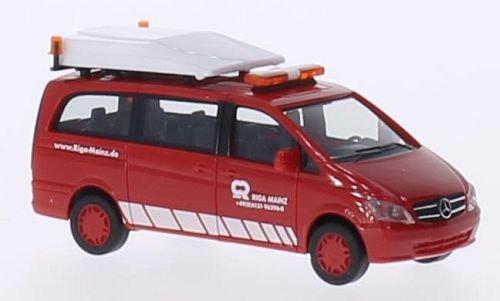 Mercedes Vito Bus 1:87, Herpa