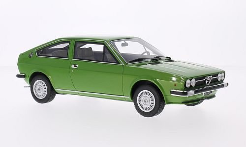 Alfa Romeo Alfasud Sprint 1.3 1:18, Laudoracing-Model