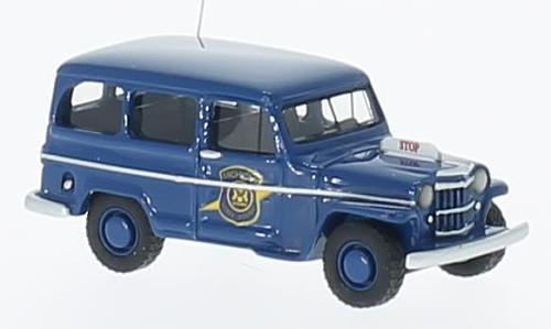 Willys Jeep Station Wagon 1:87, BoS-Models