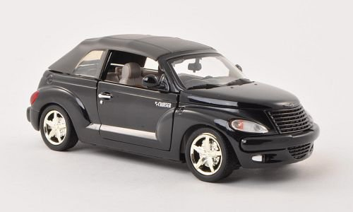 Chrysler PT Cruiser Convertible 1:24, Motormax