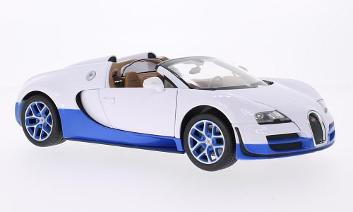 Bugatti Veyron 16.4 Grand Sport Vitesse 1:18, Rastar