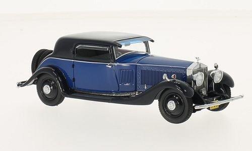 Rolls Royce Phantom II Continental Windovers Coupe 1:43, Neo