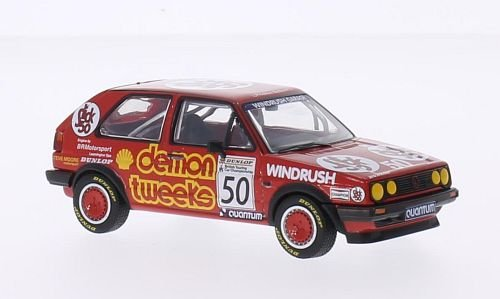 VW Golf II GTI 1:43, Vanguards