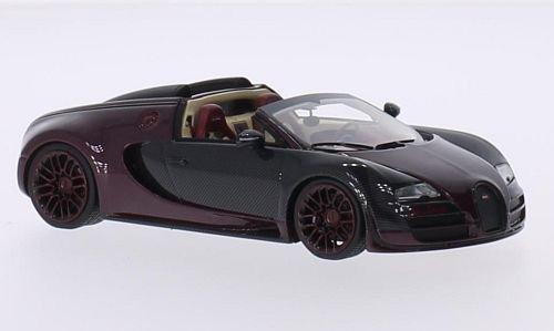 Bugatti Veyron 16.4 Grand Sport Vitesse La Finale 1:43, Look Smart
