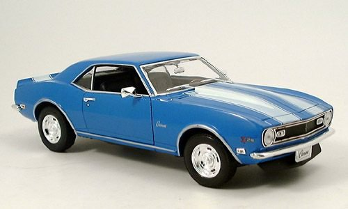 Chevrolet Camaro Z28 1:18, Welly