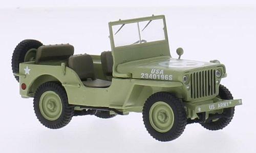 Jeep Willys MB (C7) 1:43, Greenlight