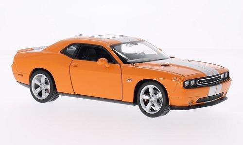 Dodge Challenger SRT 1:24, Welly