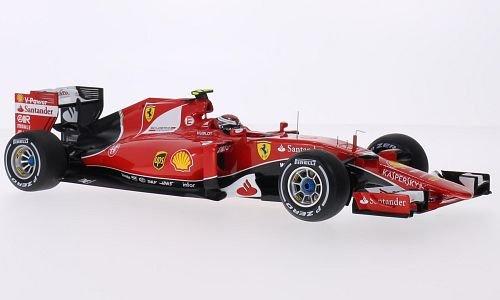 Ferrari SF15-T 1:18, Look Smart