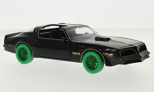 Pontiac Trans Am 1:24, Greenlight